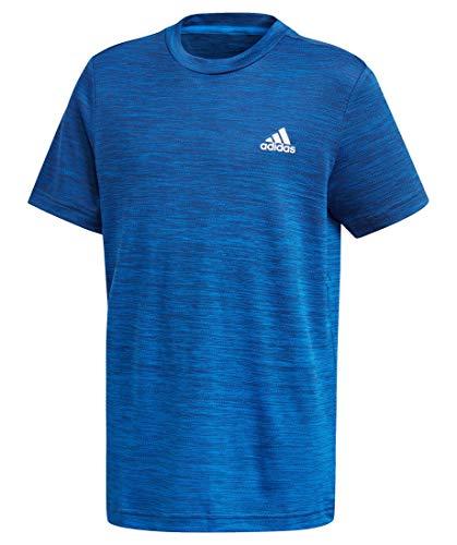 adidas Performance Jungen T-Shirt Aeroready dunkelblau (295) 164