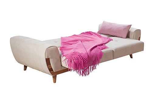 Sitzgruppe mit Schlafsofa Bild 6*