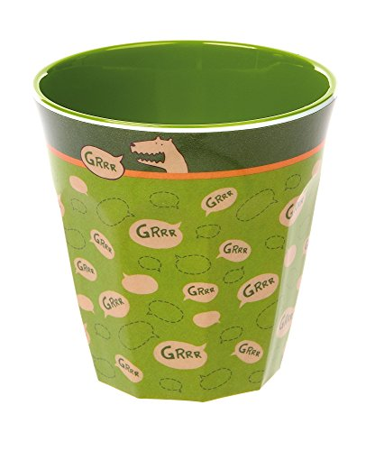 Sigikid, 24766, melamine drinkbeker, Forest Grizzly, groen