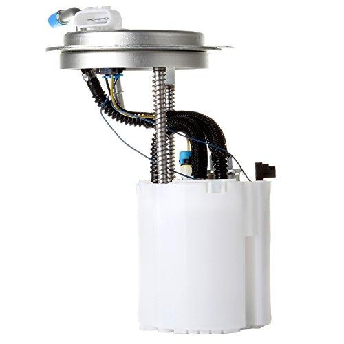 ECCPP Electric Fuel Pump Module Assembly w/Sending Unit Replacement for Chevrolet Avalanche GMC Yukon XL 1500 2005 2006 2007 V8 5.3L E3706M