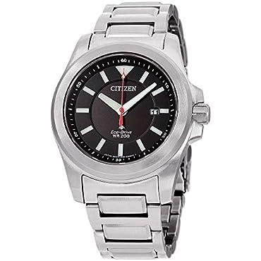 Citizen Watches Men's BN0211-50E Promaster Tough Silver Tone One Size
