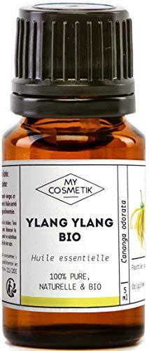 Olio essenziale di Ylang Ylang Organico - MyCosmetik - 5 ml