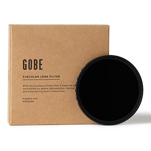 Gobe - Filtro para Objetivo ND 58 mm ND1000 (10 Pasos) (2Peak)