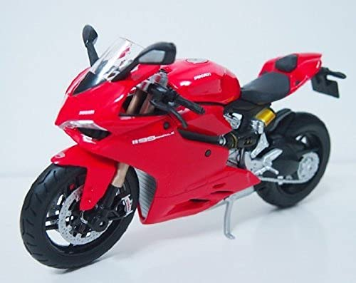 Ducati 1199 Panigale Motorcycle 1 12 Scale Model by Maisto by Maisto