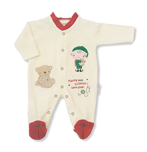 Christmas Clothes - Gigoteuse - Bébé crème 0-3 mois