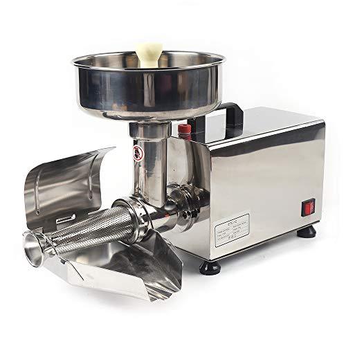 Presse-tomate électrique, Presse à Pommes De Terre Machine De Tamisage, Presse à Fruits, Presse-Agrumes Pour Purée De Pommes De Terre Jus De Fruits Purée De Légumes