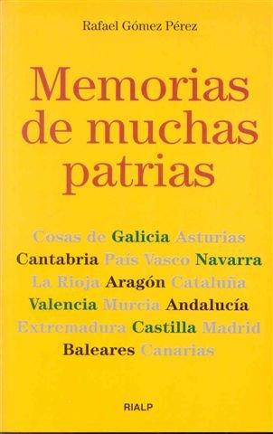 Memorias de muchas patrias (Bolsillo)