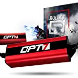OPT7 Bullet-R 9006 HID Kit - 3X Brighter - 4X Longer Life - All Bulb...