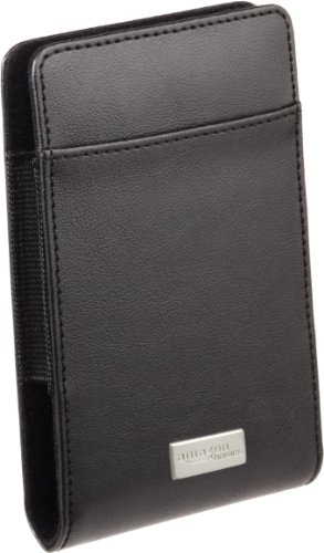 AmazonBasics - Funda para GPS con pantalla de 4,3 pulgadas/10,9 cm, color negro