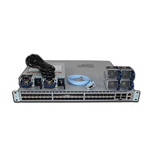 Arista DCS-7050S-64 48P 10GbE SFP+ 4P 40GbE QSFP+ RA Switch DCS-7050S-64-R (Renewed)