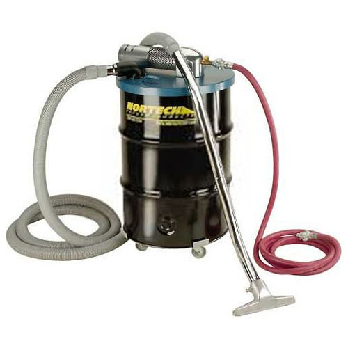 Nortech N551DC D Vacuum Superior Unit Manufacturer OFFicial shop 1.5-Inch Attachment with and Inlet