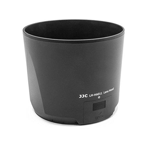 vhbw Capucha de Lente Compatible con Tamron SP 150-600mm F/5-6.3 Di VC USD Lens (Modell A011) Objetivo - plástico, Negra