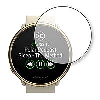 メディアカバーマーケット Polar Ignite 2 用の【液晶保護互換フィルム 高硬度9H ブルーライトカット クリア光沢 】