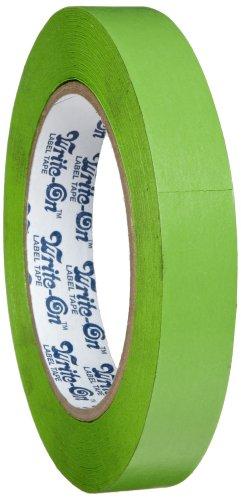 Bel-Art Write-On Label Tape Rainbow Multi-Pack; 40yd Length, ³/₄ in. Width, 3 in. Core (Pack of 6) (F13463-0600)