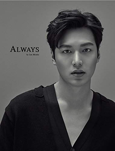 Loen Entertainment Lee Min Ho - Always (Single Album) Cd+Hard Cover+Photobook+Polaroid