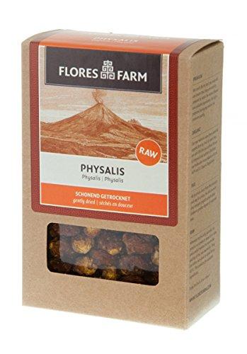 Flores Farm Physalis, 4er Pack (4 x 100 g)