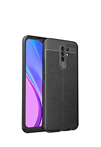 Carcasa de telefono Para Redmi 9 Case, para el caso Redmi 9 Prime (Indian Edition), para MI POCO M2 Case, Teléfono móvil resistente a los choques de la textura de la textura de la textura de Caseleath