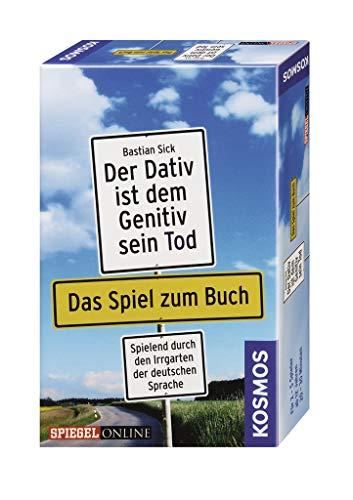 Kosmos Verlags-GmbH & Co Der Dativ ist dem Genetiv Sein