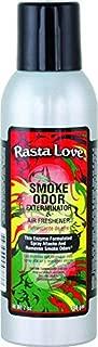 Paul Hoge Creations Smoke Odor Exterminator 7oz Large Spray, Rasta Love