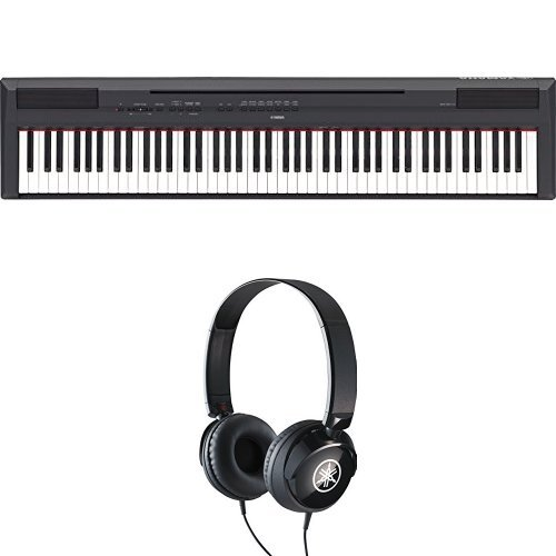 Yamaha P-115B Digital Piano schwarz