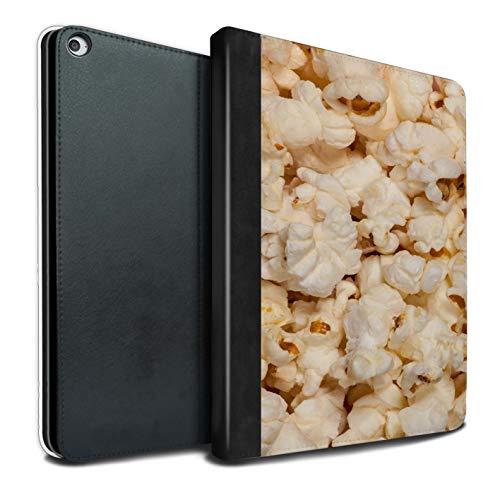 eSwish PU Cuero Funda/Carcasa/Folio Libro en para el Apple iPad Pro 12.9 2015/1st Gen Tablet/Serie: Aperitivos - Palomitas de maíz