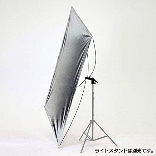 スタンド用リフレクター2in1(シルバー/ホワイト) RR-3570S