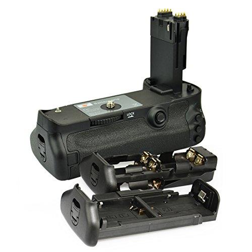 DSTER プロ 互? BG-E11 垂直 バッテリーグリップ のために Canon キャノン EOS 5D Mark III 5D3 カメラ [並行輸入品]