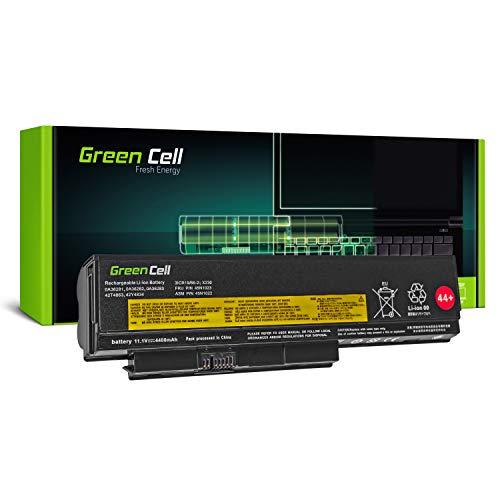 Green Cell Standard Series Battery Lenovo 0A36280 0A36281 0A36282 0A36283 0A36305 0A36306 0A36307 42T4861 42T4862 42T4863 42T4865 42T4866 42T4867 for Lenovo Laptop (4400mAh 11.1V Black)