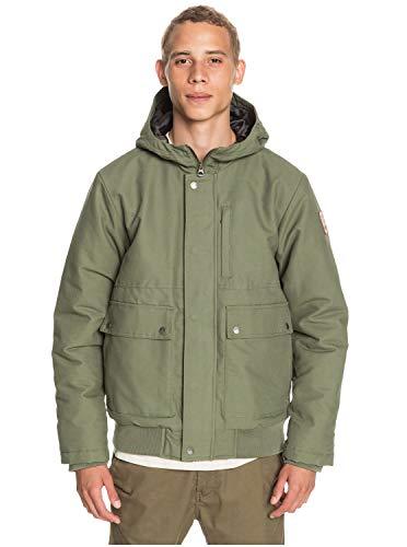 Quiksilver Brooks - Water-Resistant Hooded Jacket for Men - Männer