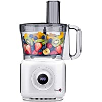 Magiccos 7 Variable Speeds Plus Pulse Food Processor