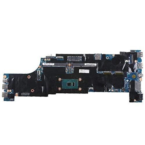 DINGZH-HANGZH para Lenovo Thinkpad T560 15202-2 01AY300 SR2EY I5-6200U Placa Base del Portátil Placa Base Piezas de Repuesto (Color : A)