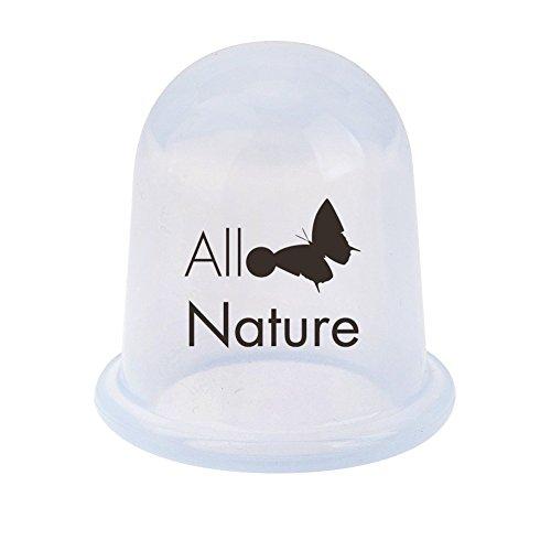 Allo'Nature - la Cup Minceur silicone «palper-rouler»