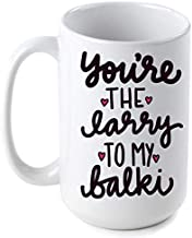Duo Couple Mugs You're the Larry to my Balki Perfect Strangers Best Friends Mug