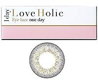 LoveHolic(ラブホリック) ワンデー 10枚 ハーフ【PWR】±0.00