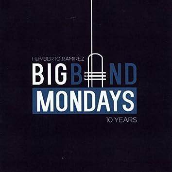 Big Band Mondays 10 Years