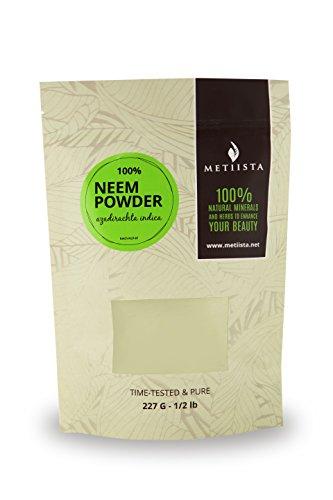 Neem Powder (Azadirachta Indica) (1/2lb)