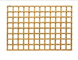 <span class='highlight'><span class='highlight'>Innovo</span></span> 6 foot x 3 foot Square Garden Trellis Screen Pressure Treated Heavy Duty