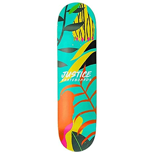 WHOJS Skateboard Deck Complete Cruiser 31.5 Inch Long Board Maple Deck Double Kick Professional Skateboard Bearing Capacity 330 Lbs Best Gift 【Color and Pattern Selection】 (Color : #3)