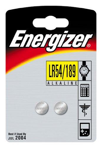 Energizer Alkaline Knopfzelle 189 2er Pack