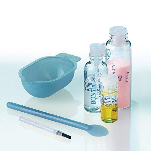 Zahnprothesen-Haftmittel, Haftcreme dämpft & polstert Prothesen, Prothesen-Hilfsmittel Zahnhygiene, Kunststoffprothesen