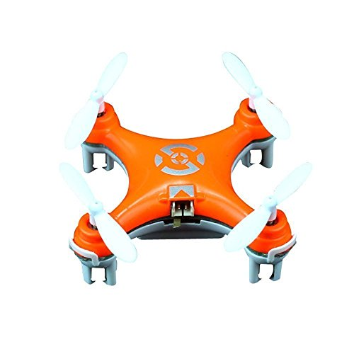 Image of Cheerson CX-10 Mini 2.4G 4CH 6 Axis LED RC Quadcopter Toy Drone: Bestviewsreviews
