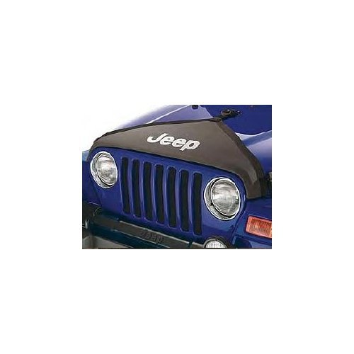 Mopar Jeep Wrangler 97-06 T Hood Cover V Style Trail Rated