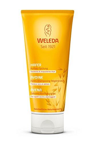 WELEDA Haarspülung 1er Set Hafer 200.0 ml, Preis/100 ml: 4.83 EUR