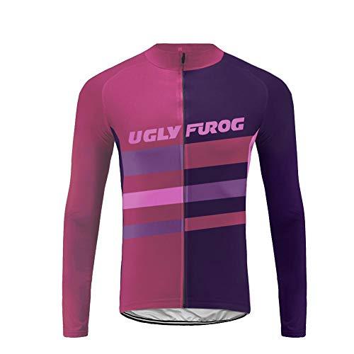 Uglyfrog+ 2019 Lange Ärmel Trikots & Shirts Herren Radsport Bekleidung Frühling Sport & Freizeit Top