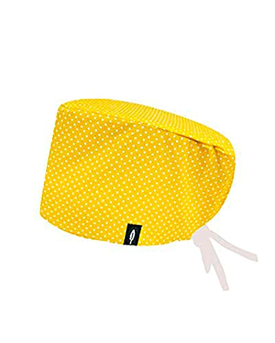 Modelo: SOLANGE - Estampado-Gorro de Quirófano ROBIN HAT-...