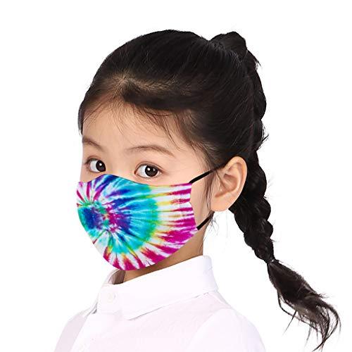 La ProtecciónDel Cara Para Niños Contaminacion De Correr Gimnacio Anti Polvo Baratas 1PC