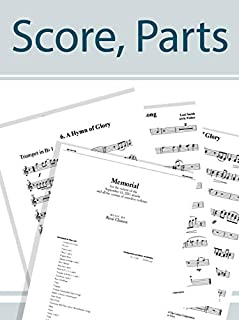Rising Up with the Sun - Bass and Percussion Score and Parts