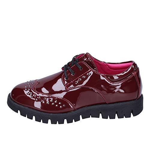scarpe francesine bambina Lumberjack SG20404 005 S04 Francesina Bambino Rosso 32