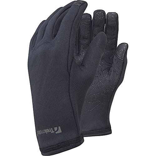 Trekmates Unisexe - Adulte Ogwyn Stretch Grip Semi-Saison Noir XL