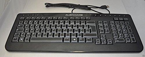 DELL Alienware USB-toetsenbord AZERTY, Numero DELL: 57T16